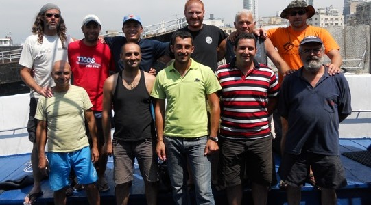 Campaña en Líbano