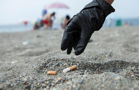 Nueva convocatoria de limpiezas marinas